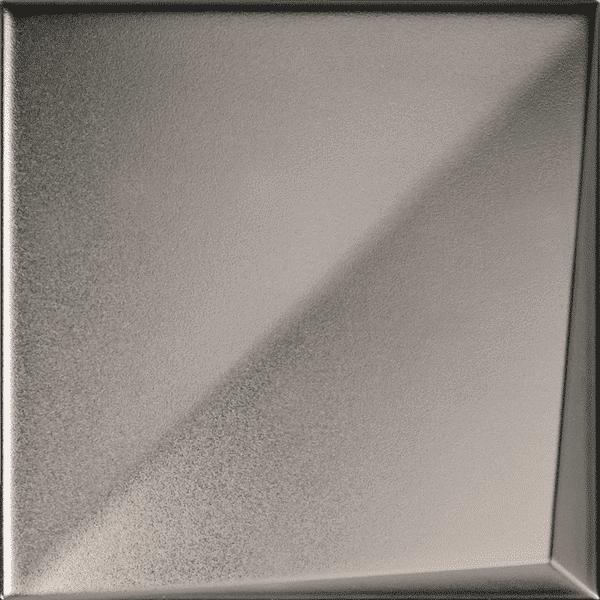 Silver Matt Tile