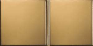 Bezel Gold Matt Wall Tiles