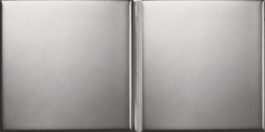 Bezel Silver Gloss Wall Tiles