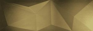 Facetado Gold Matt Wall tiles