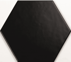 Geom Floor Black Matt