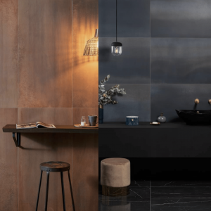 DISCOVER OUR STUNNING NEW RANGE OF METALLIC TILES