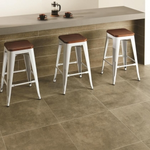THE CONCRETE LOOK PORCELAIN TILE