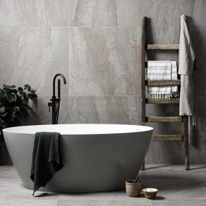 INCORPORATING LARGE FORMAT TILES INTO YOUR SPACE